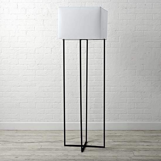 Shop Blue Pop Wire Floor Lamp.  Featuring a unique, open design with a vibrant wire construction, this modern floor lamp adds a bright splash of color to any room while keeping it uncluttered and airy.