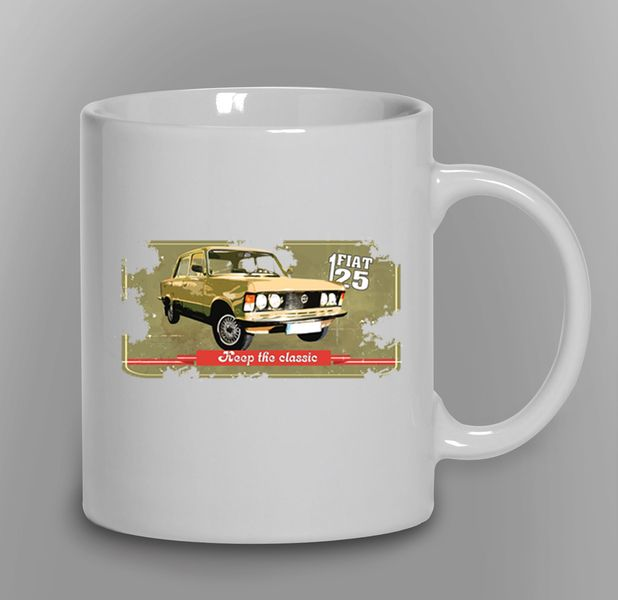 Kubek Fiat #niezchinzpasji