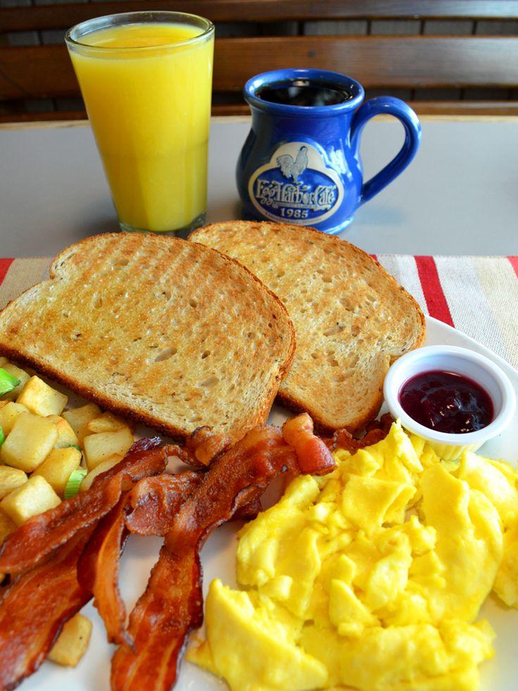 Menu For Egg Harbor Cafe
