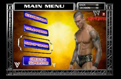 WWE Showdown 2 Game Screenshots