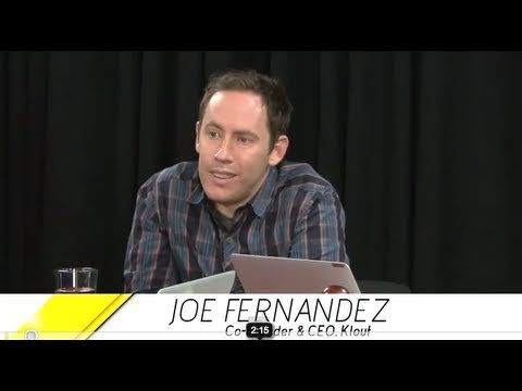 - Startups - TWiSM #17/TWiST #155 with Joe Fernandez of Klout