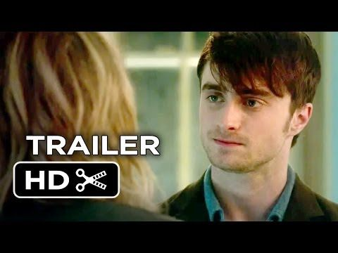 You meet cute and then Everything goes downhill from there...What If Official Trailer #1 (2014) - Daniel Radcliffe Romantic Comedy HD - YouTube