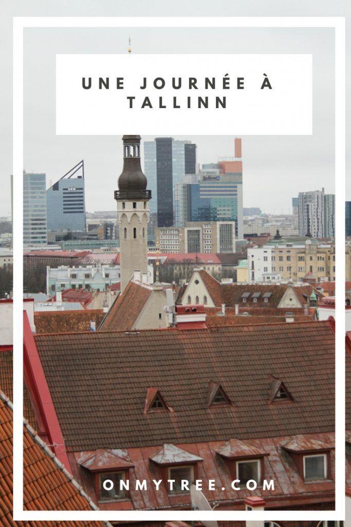Tallinn : Que Faire dans la Capitale de l'Estonie ? • On my tree