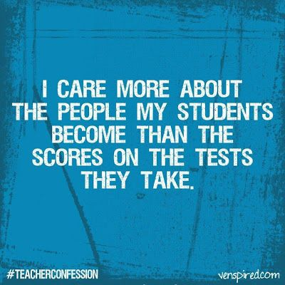 special needs teacher quotes...this is true of all students, sometimes we need to remember the bigger picture
