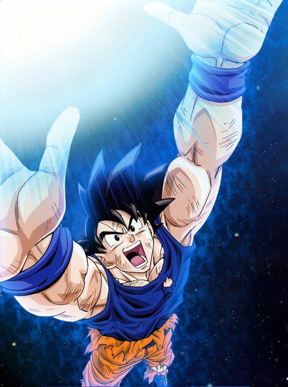 Gankidama!! Goku:Gente de toda LA tierra por favor deme su energia !