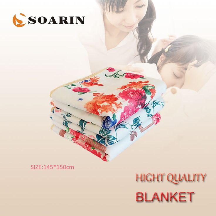 SOARIN Electric Mattress 140X145cm Electric Heated Blanket 220v Electric Heating Blanket Double Body Warmer Blanket Heater Pat. Yesterday's price: US $56.24 (45.91 EUR). Today's price: US $23.06 (19.02 EUR). Discount: 59%.