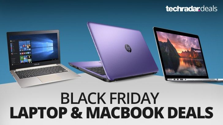 The best laptop and MacBook deals on Black Friday 2016