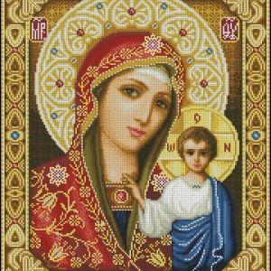 Молитвы Казанской Божьей…