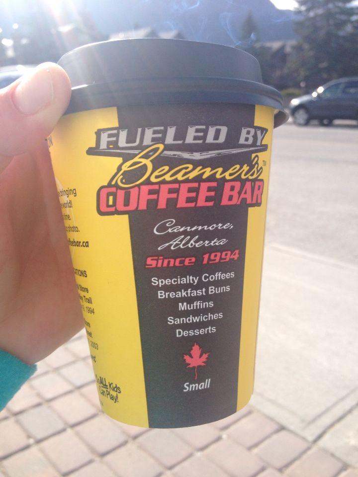 Tried my 1st Americano coffee.. Yummy!!!