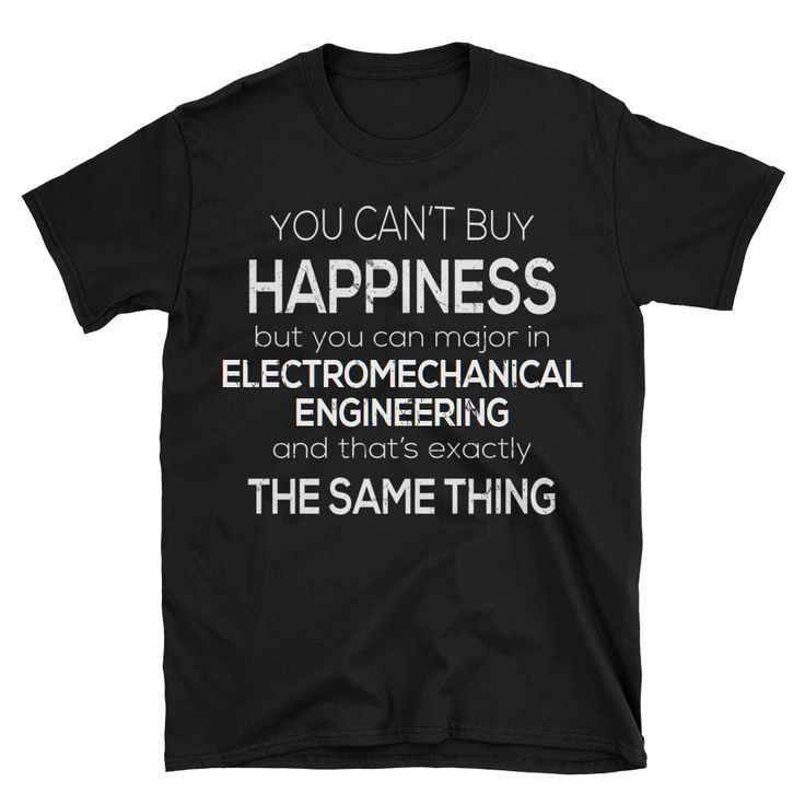 Funny Electromechanical Engineering T-Shirt