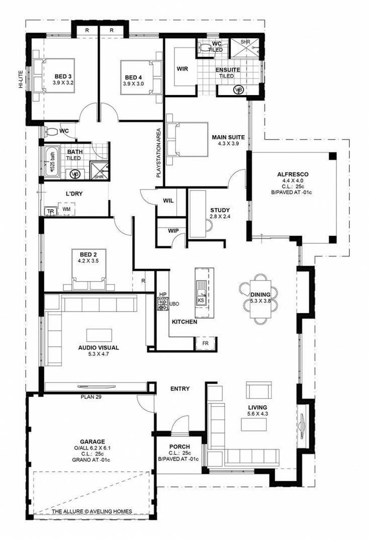 1809 best plans maisons idées images on pinterest house floor