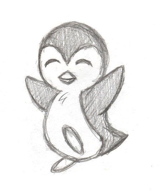 Teil II meiner neuen Pinguinserie. Teil I: Übrige…