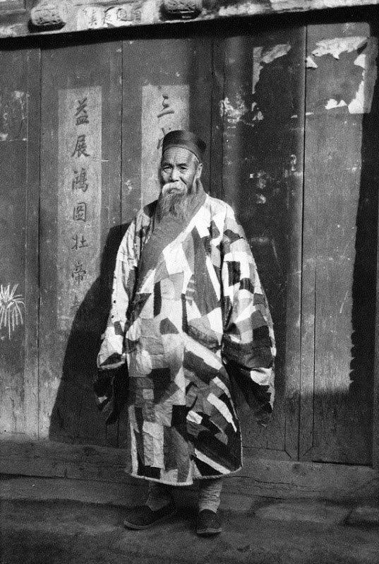 #OldPhoto of #Taoist monk, 1930 #China