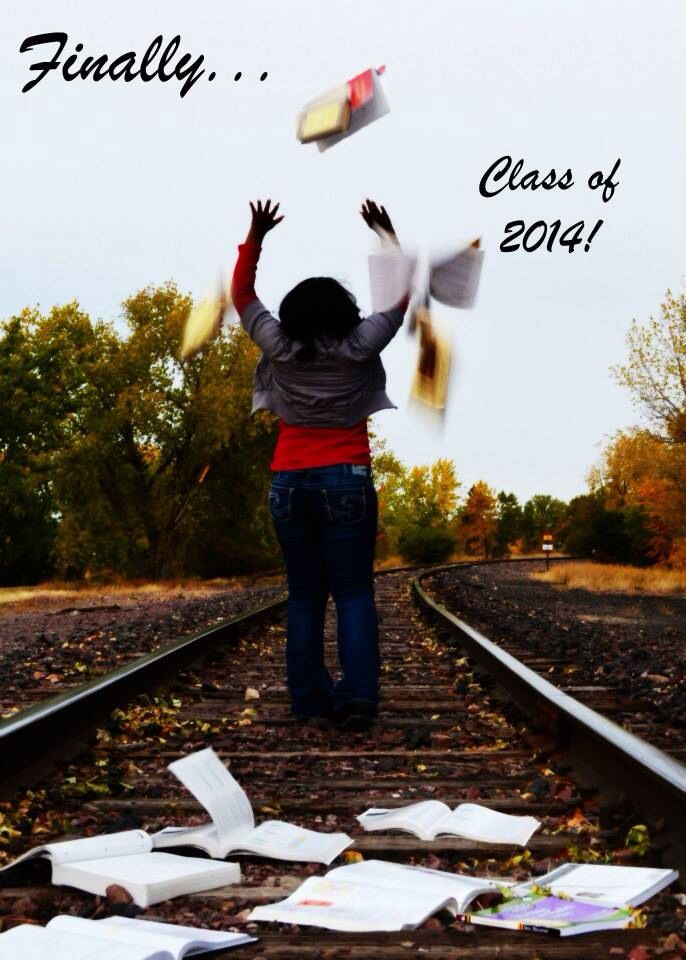 Graduation @Nickie Crawford I NEED TO DO THIS
