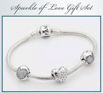 Pandora Valentines Bracelet Event Date: Starts January 20th, 2013 Location: Powerhouse Mall, Glen Road, West Lebanon NH 03766, 124 Washington St, Claremont NH Just $200 for the Bracelet, 2 Love of my life Clips, and the Sparkle of Love charm, and a heart shaped gift box West Lebanon and Claremont locations only. See store for full offer details. *Offer available while supplies last. http://www.amidonjewelers.com/page/events.html