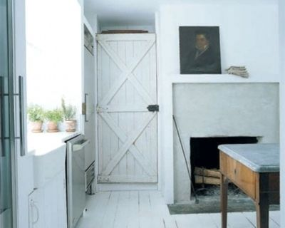 I want a barndoor in my home...someday