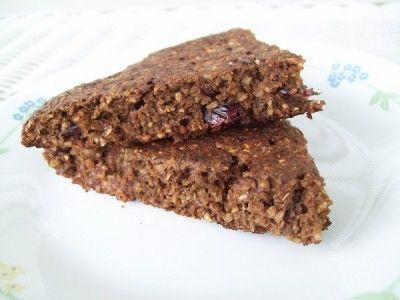 Шоколадная коврижка к чаю ( на сковородке) Диета Дюкан : Низкокалорийные рецепты