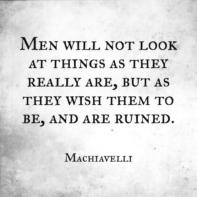 Machiavellian Perception of Reality Essay Sample