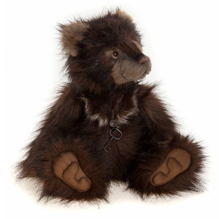 Charlie Bears Teddy Bear Goober