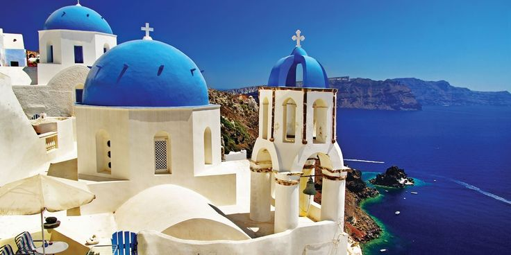 Discover Greece; from spectacular Santorini sunsets to the whitewashed houses…