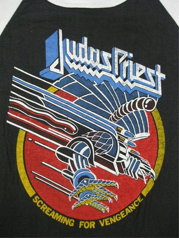 Judas Priest 82 Tour