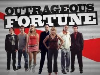 New Zealand tv show Outrageous Fortune