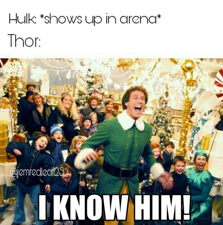 Thor: Ragnarok is lookin' great! Meme by J. E. Miller