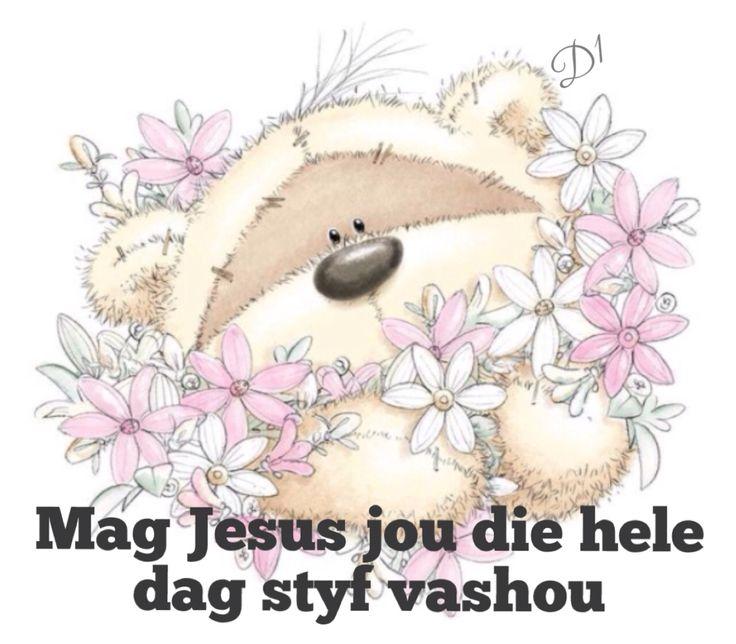 Mag Jesus jou die hele dag styf vashou