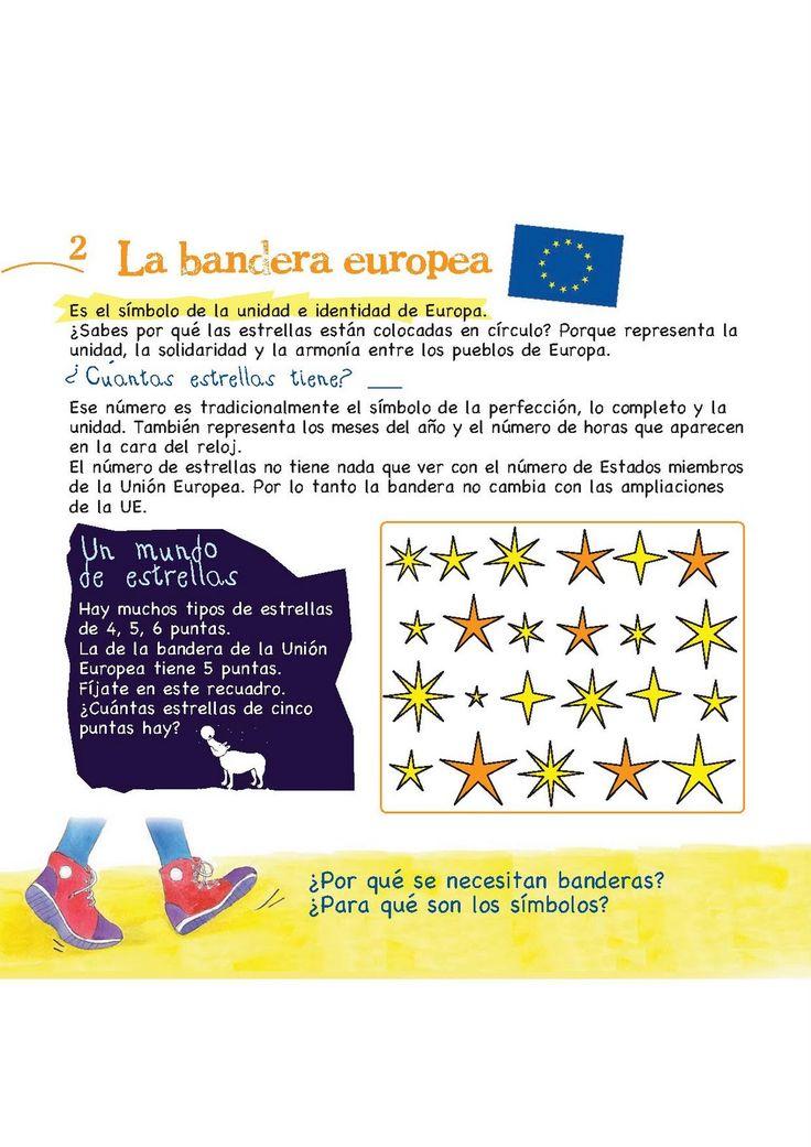 EL BLOG ENCANTADO: Celebramos el día de Europa (9 mayo 2011)