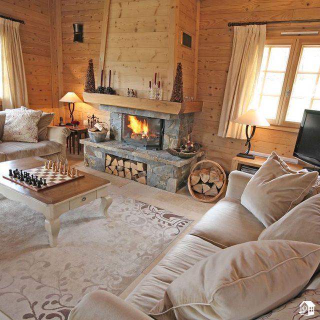 die besten 25 holzwand innen ideen auf pinterest steinwand innen badezimmerlampe decke und. Black Bedroom Furniture Sets. Home Design Ideas