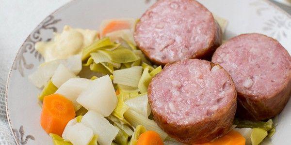Les 361 meilleures images du tableau recettes au - Cuisiner saucisse de morteau ...