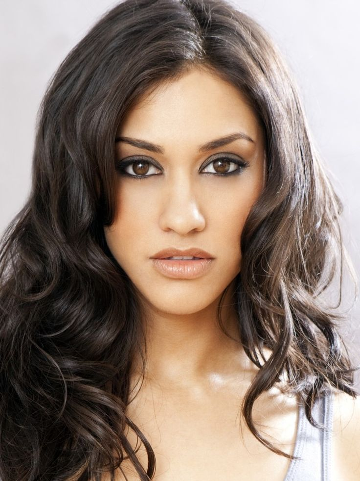 "janina gavankar (""Papi"" from The L Word) 