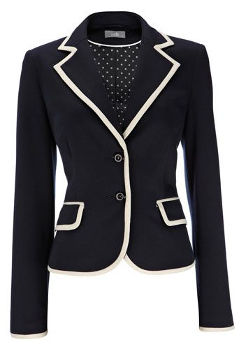 """""""A lovely jacket with endless possibilities for dressing up or down. Look…"""