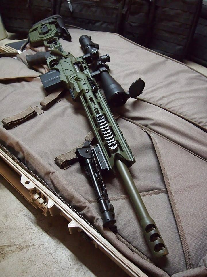 146 best CUSTOM TACTICAL RIFLES images on Pinterest | Hand ...