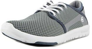 Etnies Scout Youth Round Toe Synthetic Gray Skate Shoe.