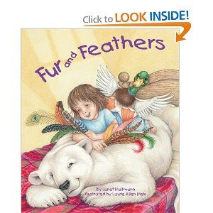 Fur and Feathers - a book about animal classification in a storybook form