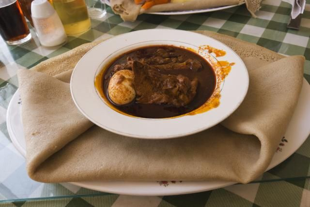 Get to know the most popular African stew, the Ethiopian wat. It is aromatic and red in colour due to the famed berbere spice.
