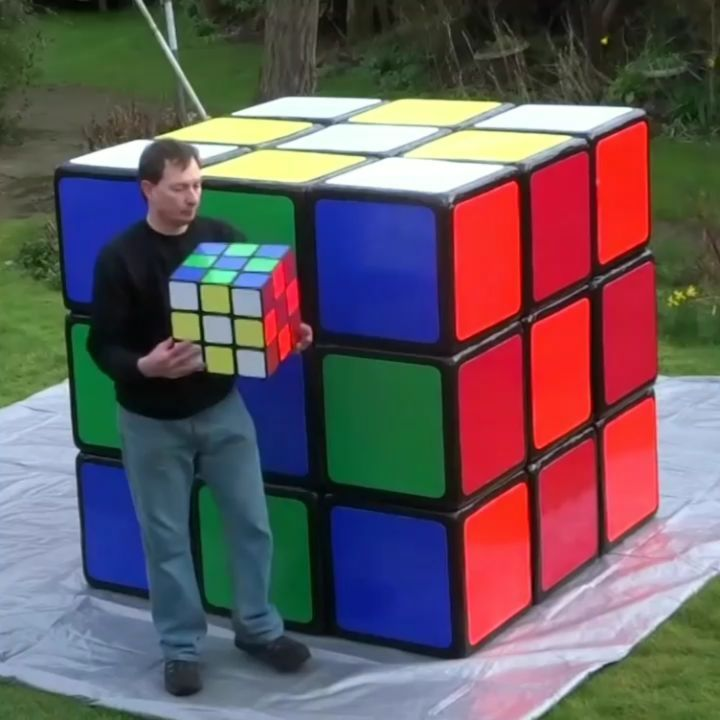 3 years old girl Rubik's Cube Solver :47 seconds   Credit: Chan Hong Lik & Tony Fisher Video Edit: @viralnova365  No Copyright Infringement IntendedEmail (contact) us to fix/removal