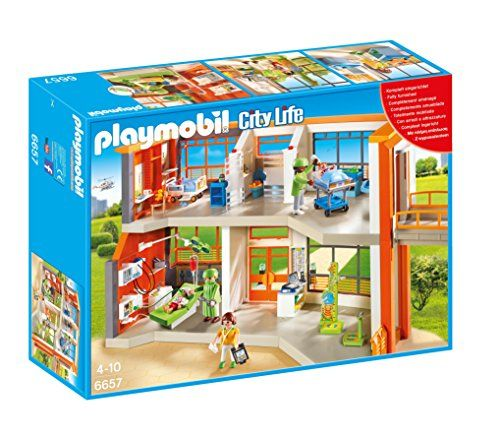 Playmobil - 6657 - Hopital pédiatrique aménagé Playmobil https://www.amazon.fr/dp/B00VLUZ31O/ref=cm_sw_r_pi_dp_8BwoxbVSZA70H