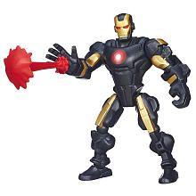 Marvel Super Hero Mashers Iron Man Figure (DEVON got for Christmas)
