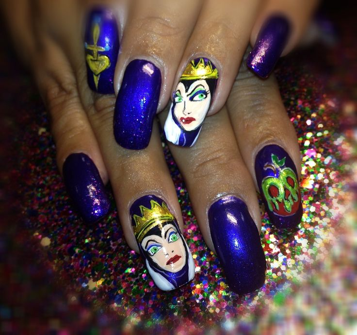 48 best NAILS BY DINA/my work images on Pinterest | Thanksgiving ...