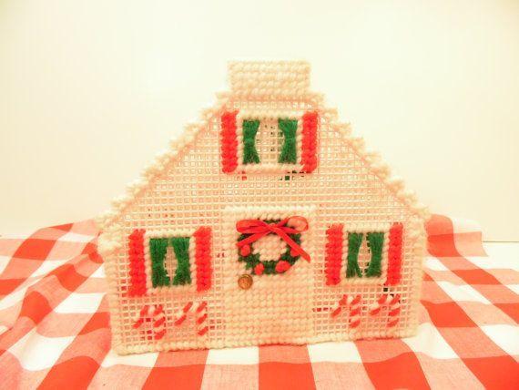 Porte-serviettes de table en plastique de Noël Ki…