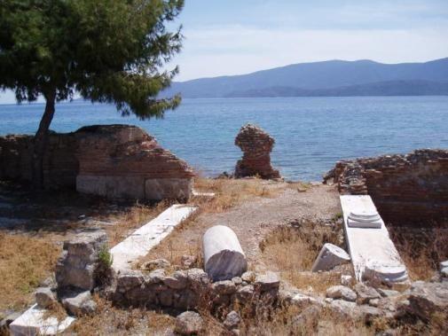 #Near #Selianitika #Achaia #Greece.Port of Kechreon