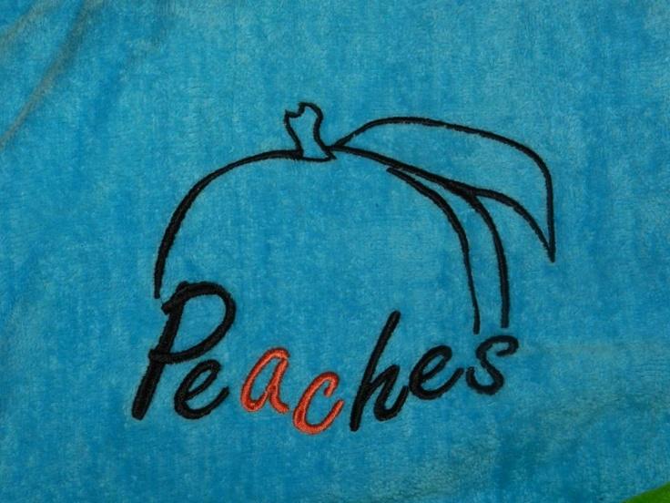 Peaches Towels  Bikini, Summer, Beach, Fashion, Girls