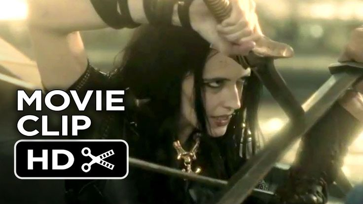 300: Rise of an Empire Movie CLIP - My Answer Is Still No (2014) - Eva G...