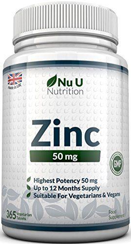 Nu U ZINC 50mg 365 Tablets (12 Months Supply), 1 Easy to Swallow Zinc Gluconate Tablet Per Day by Nu U Nu No description (Barcode EAN = 0749447018208). http://www.comparestoreprices.co.uk/december-2016-4/nu-u-zinc-50mg-365-tablets-12-months-supply--1-easy-to-swallow-zinc-gluconate-tablet-per-day-by-nu-u-nu.asp