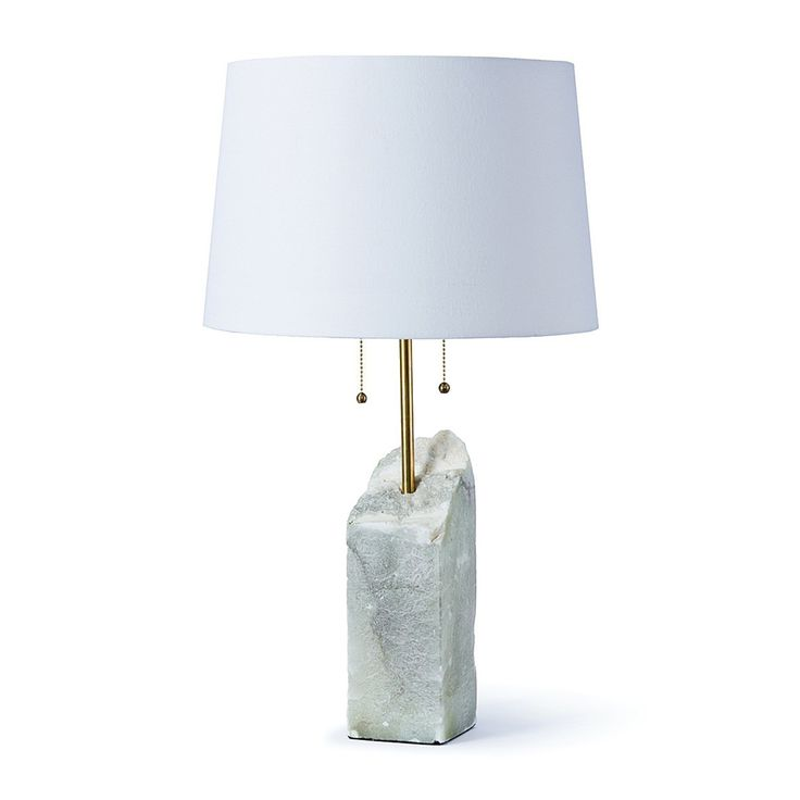 Shop regina andrew design square raw alabaster table lamp at the mine browse our table