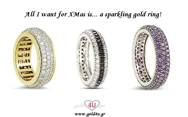 Sparkling rings Online shopping http://www.gold4u.gr/index.php?MDL=pages&Branch=N_N0000000002_N0000002000_N0000002020