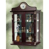 Found it at Wayfair - Wall Curio Cabinet