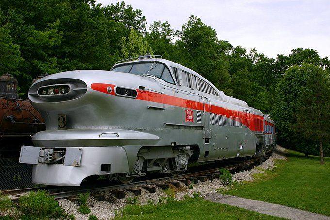 50's Aerotrain